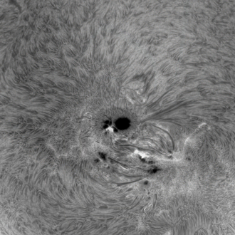 2014.10.23 giant sunspot